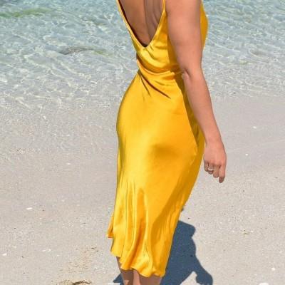 Vestido GOLD