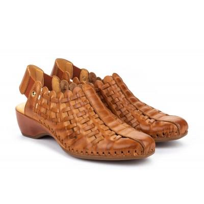 Pikolinos sandalia romana Brandy